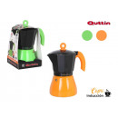 6 serv coffee maker capri quttin induction