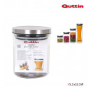 wholesale Household & Kitchen: quttin borosilicate jar 9.5x11cm