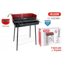 wholesale Barbecue & Accessories: rectangular barbecue 52x37cm with rejill ...