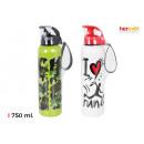wholesale Household & Kitchen: water sport bottle dec. run 750ml