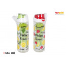 wholesale Lunchboxes & Water Bottles: water bottle with lemon infuser 650ml