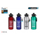 wholesale Fashion & Apparel: aluminum sport water bottle. push 500ml bewinn