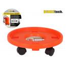 Großhandel Kinderfahrzeuge: Grundplatte mit Rädern bricolajetech