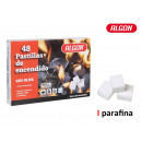 fire paraffin pill scent 48pc algon