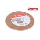 Großhandel Tischwäsche: Sparer Kork rot 19x1cm Privileg