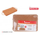 Cork placemat with handles 30x20cm privile