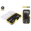 mayorista Sets, cajas de herramientas y kits: conjunto de 34 piezas con llave de rotacion bricol