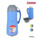 termosz műanyag csésze 0.45l kiváltsággal