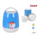 wholesale Thermos jugs: thermo esp. 1.2l plastic food privilege