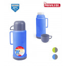 wholesale Thermos jugs: plastic thermos with 0.15l privilege