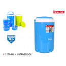 thermo power 5500ml plastic + 5 privilege items