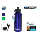 wholesale Fashion & Apparel: water sport bottle alum. push 600ml bewinn