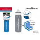 thermal bottle pu sport 550ml b / g thermospor