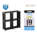 wholesale Home & Living: shelf nw 4comp 71x298x74 confortime
