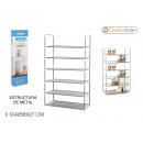 wholesale furniture: multipurpose shelf 6 bal 104x58x27 confortim