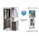 mayorista Casa y decoración: armario desmontable tnt 105x43x172c ...