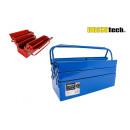 metal tool box 43x20x21cm DIY