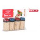 set of 4 toothpicks 4x150 unds privilege
