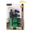 wholesale Garden & DIY store: set of 5 hose couplings 1/25/8