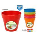 wholesale Garden & DIY store: pot 10cm bamboo little garden