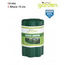 Zaungarten 6x0,15 m kleiner Garten