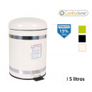 wholesale Home & Living: retro pedal bucket 5 liters shine comfort