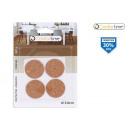 ingrosso Giardinaggio & Bricolage: set di 4 protezioni adesive in sughero 3.8cm ...