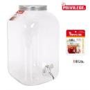 wholesale Heating & Sanitary: 8l tap dispensing jar. privilege