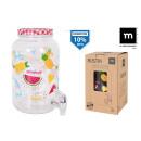 wholesale Heating & Sanitary: dispensing jar with tap 3l.dec.vidrio ...