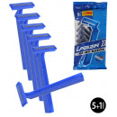 wholesale Shaving & Hair Removal: set of 5 + 1 laser razors