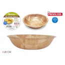 natural birch bowl 20cm privilege
