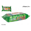 set of 100 wc kids wipes with lid
