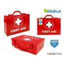 first case auxmetal 34x23x11 medical ce