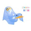 chaise de bébé transparente canard formyba