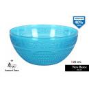wholesale Other: salad bowl 25cm ps blue nb san