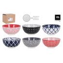Großhandel Dekoration: Set mit 6 japanischen Aperitifschalen ...