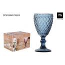 wholesale Drinking Glasses:sidari 350ccm blue cup