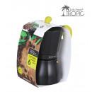 6 serv koffiezetapparaat soft touch keuken tropen