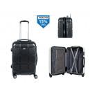 wholesale Suitcases & Trolleys: medium carbon suitcase 67x43x27cm viro