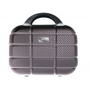 wholesale Travel Accessories: carbon toilet bag 32.5x27.5x15cm viro