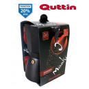 6 serv coffee maker Metallic Black Quttin Mass