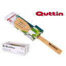 wholesale Garden Equipment: 30cm bamboo shovel curved with quttin holes