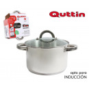 wholesale Household & Kitchen: 20cm / 4l / 0.8mm induction steel pot + quttin ca