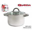 wholesale Household & Kitchen: pot steel ind 28cm / 10l / 0,8mm + top quttin fall