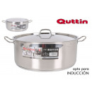 wholesale Household & Kitchen: pan + tap steel ind38cm / 0.8mm / 17l quttinho