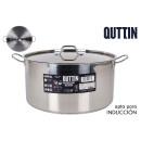 pot + robinet acer ind38cm / 0.8mm / 215l quttinho