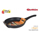 pan 22cm / 3mm full induct quttin avignon