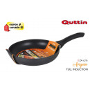 pan 24cm / 3mm full induct quttin avignon