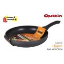 groothandel Huishouden & Keuken: pan 28cm / 3mm volledige inductie quttin avignon