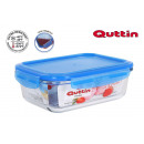 rectangular lunch box with airtight lid new blue2